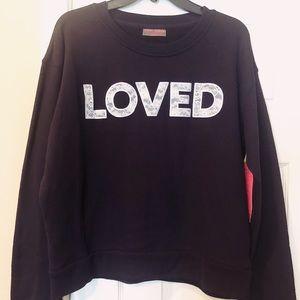 NWT! LOVED Sweatshirt